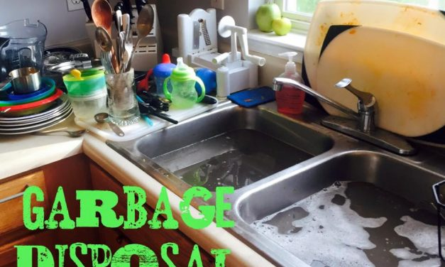 Garbage Disposal 101