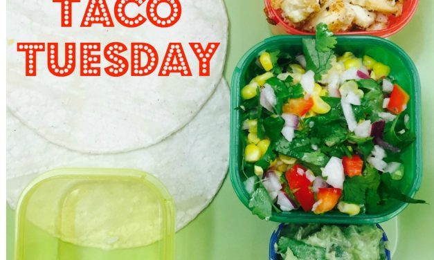 Tips for a healthy Taco