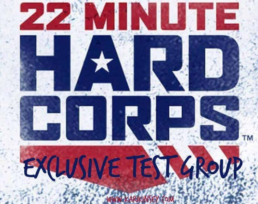 Exclusive 22-Minute Hard Corps Test Group