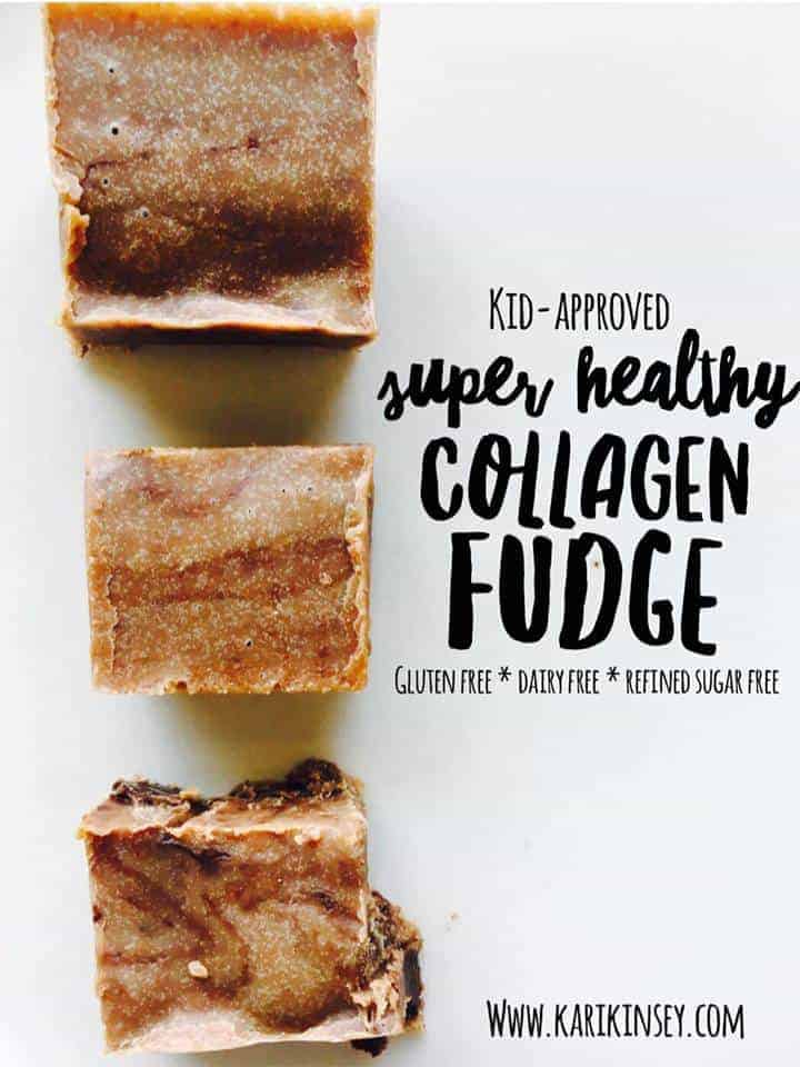 Super Healthy Collagen Fudge