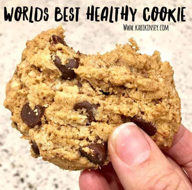 Best Ever Paleo Chocolate Chip Cookie